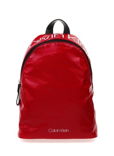 Calvin Klein Sırt Çantası Kırmızı